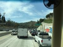 Traffic...before rush hour