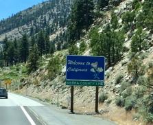 back in Cali...