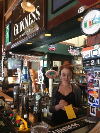 Irish Pub - yeah!