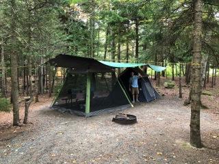 B71 Campsite